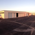 Galaxy Hangar Airside